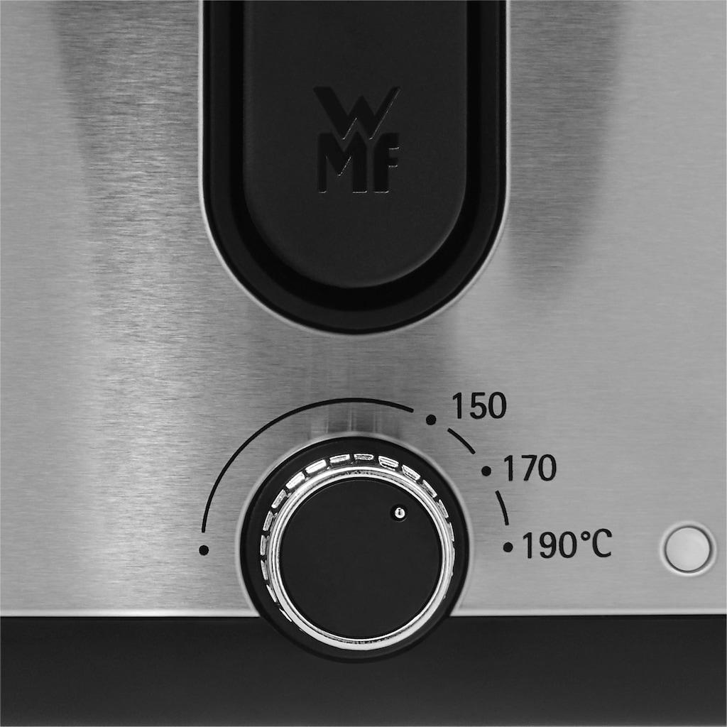 WMF Fritteuse »KÜCHENminis«, 1000 W, Fassungsvermögen 1 l, mit Kartoffel-Schneider