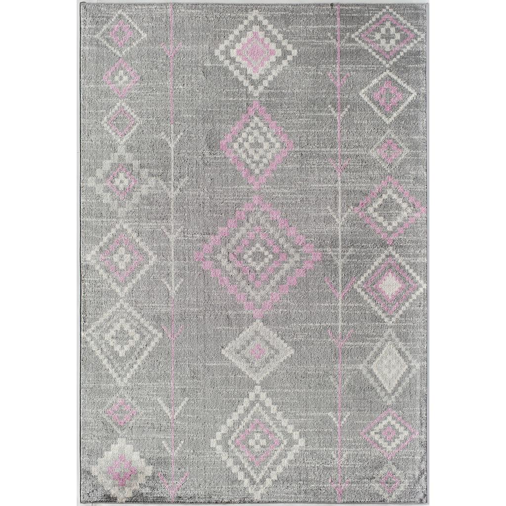CosmoLiving by Cosmopolitan Teppich »Bodrum Native«, rechteckig, 8 mm Höhe, Wohnzimmer