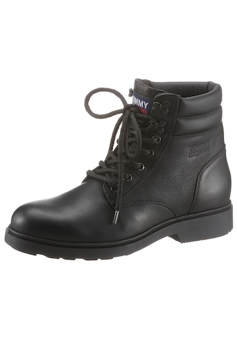 TOMMY JEANS Schnürboots »CLASSIC TOMMY JEANS LACE UP BOOT« kaufen