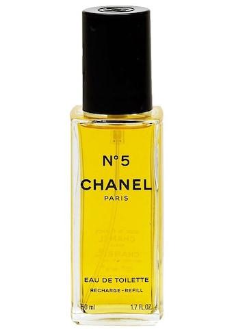 CHANEL Eau de Toilette »No 5«, Nachfüllung kaufen