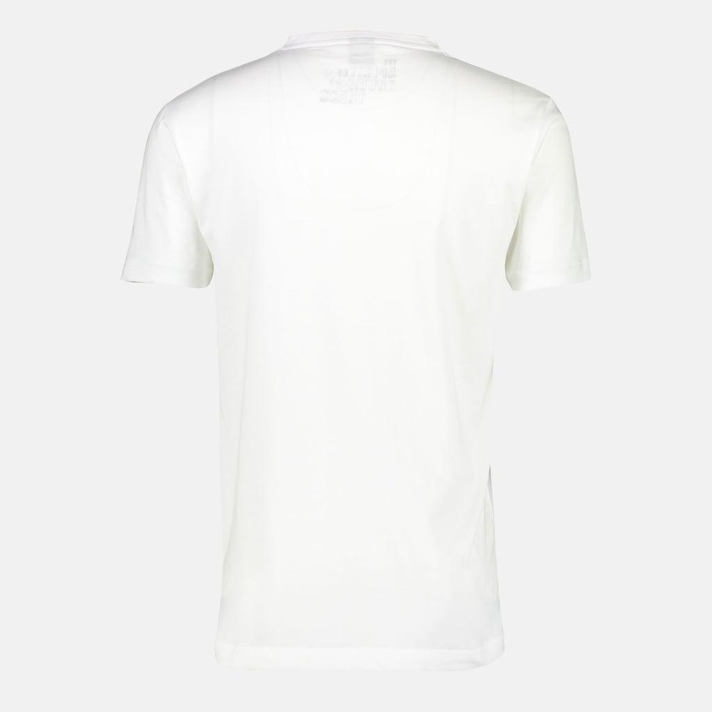 LERROS T-Shirt, mit V-Neck