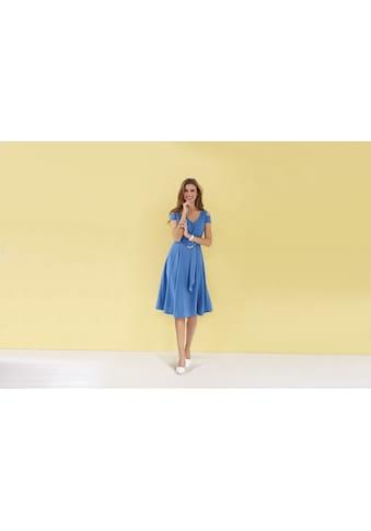 ASHLEY BROOKE by Heine A-Linien-Kleid, mit Cold Shoulder kaufen
