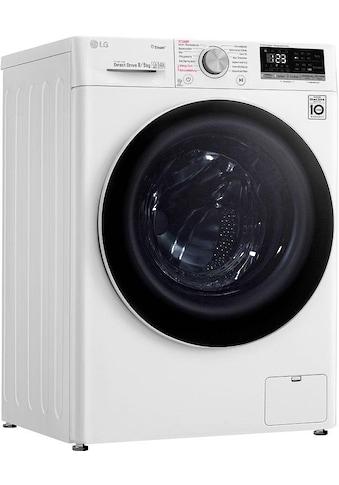 LG Waschtrockner 4 V4 WD 85S1, 8 kg / 5 kg, 1400 U/Min kaufen