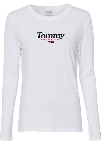 TOMMY JEANS Langarmshirt kaufen