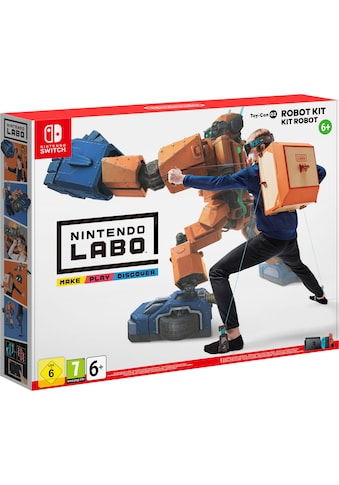 Nintendo Labo: Toy - Con 02 Robo - Set Nintendo Switch kaufen