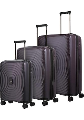 TITAN® Trolleyset »Looping, Purple«, (Set, 3 tlg.) kaufen