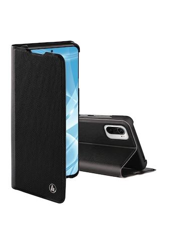 Hama Smartphone-Hülle »Smartphone Booklet, Hülle«, für Xiaomi Mi 11i Schwarz kaufen