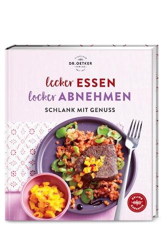 Buch Lecker essen  -  locker abnehmen / DIVERSE kaufen