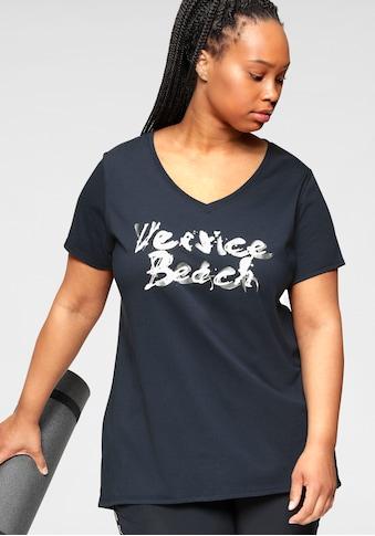 Venice Beach Longshirt, Große Größen kaufen