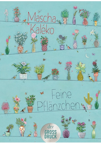 Buch »Feine Pflänzchen / Mascha Kaléko, Eva Schöffmann-Davidov« kaufen