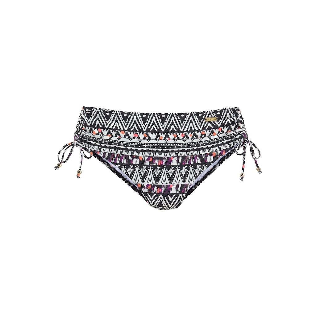 LASCANA Bikini-Hose »Belize«, seitlich zu regulieren