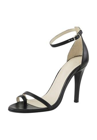Sandalette im femininen Design kaufen