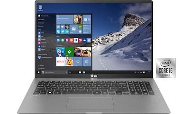 LG gram 17 Notebook (43,18 cm / 17 Zoll, Intel,Core i5, 512 GB SSD) kaufen