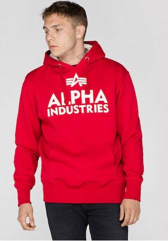 Alpha Industries Kapuzensweatshirt kaufen