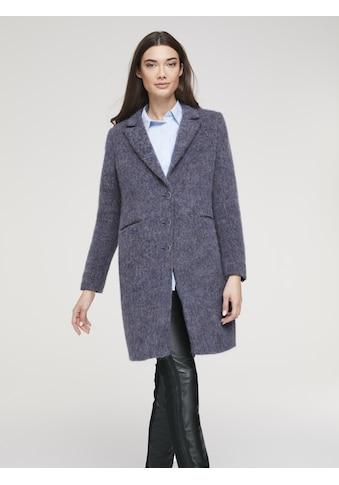 Mantel in Blazerform kaufen