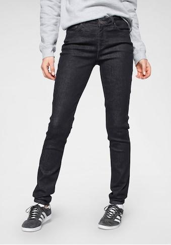 H.I.S Slim-fit-Jeans »High-Waist«, Nachhaltige, wassersparende Produktion durch OZON WASH kaufen