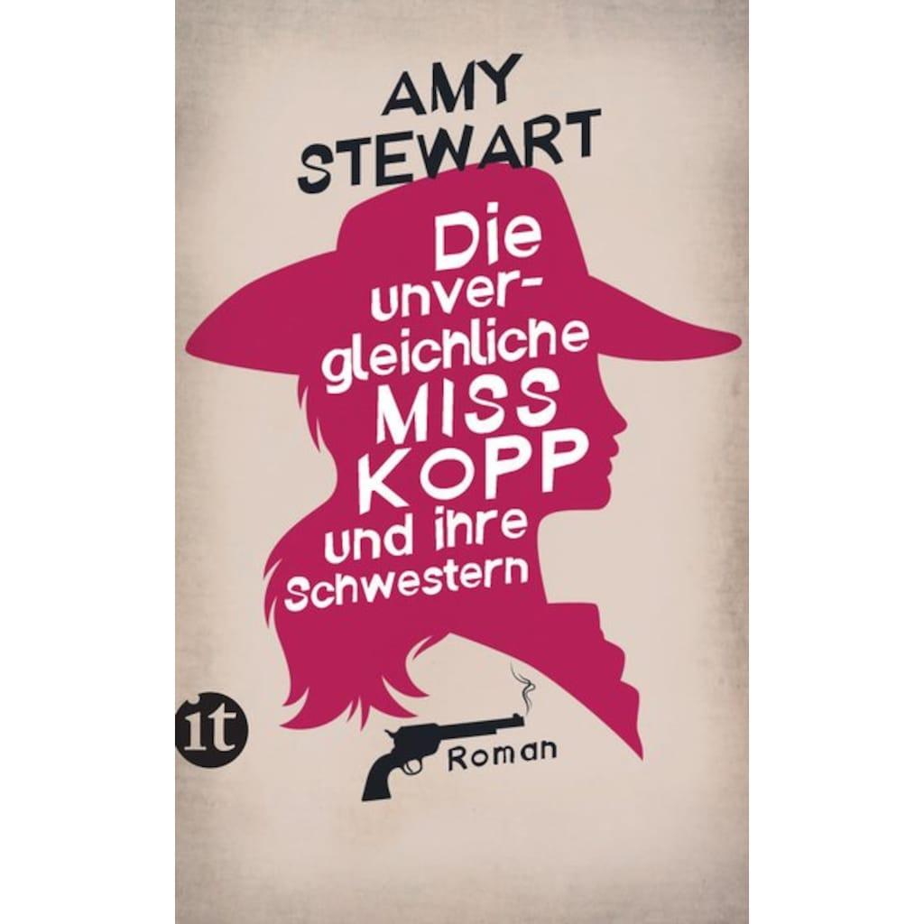 Buch »Die unvergleichliche Miss Kopp und ihre Schwestern / Amy Stewart, Sabine Hedinger«