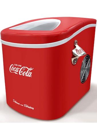 COCA COLA Elektrischer Eiswürfelbereiter »SEB-14CC« kaufen
