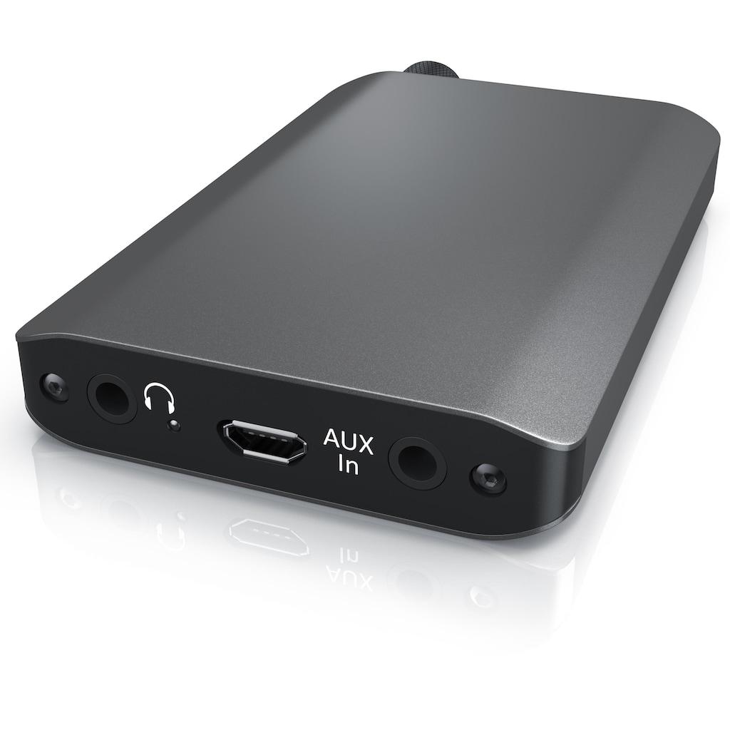 LIAM&DAAN Mobiler Kopfhörerverstärker mit 1500mAh Akku