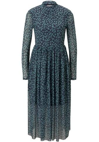 TOM TAILOR Denim Jerseykleid, mit Blumen-Print kaufen