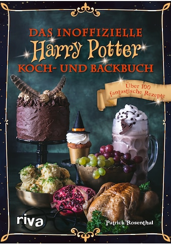 Buch »Das inoffizielle Harry-Potter-Koch- und Backbuch / Patrick Rosenthal« kaufen