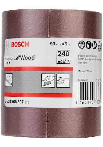 BOSCH Schleifaufsatz »Schleifrolle C410 (Körnung 240)« kaufen