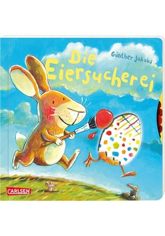 Buch »Die Eiersucherei / Günther Jakobs, Günther Jakobs« kaufen