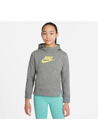 Nike Sportswear Kapuzensweatshirt »GIRLS NIKE SPORTSWEAR PULLOVER« kaufen