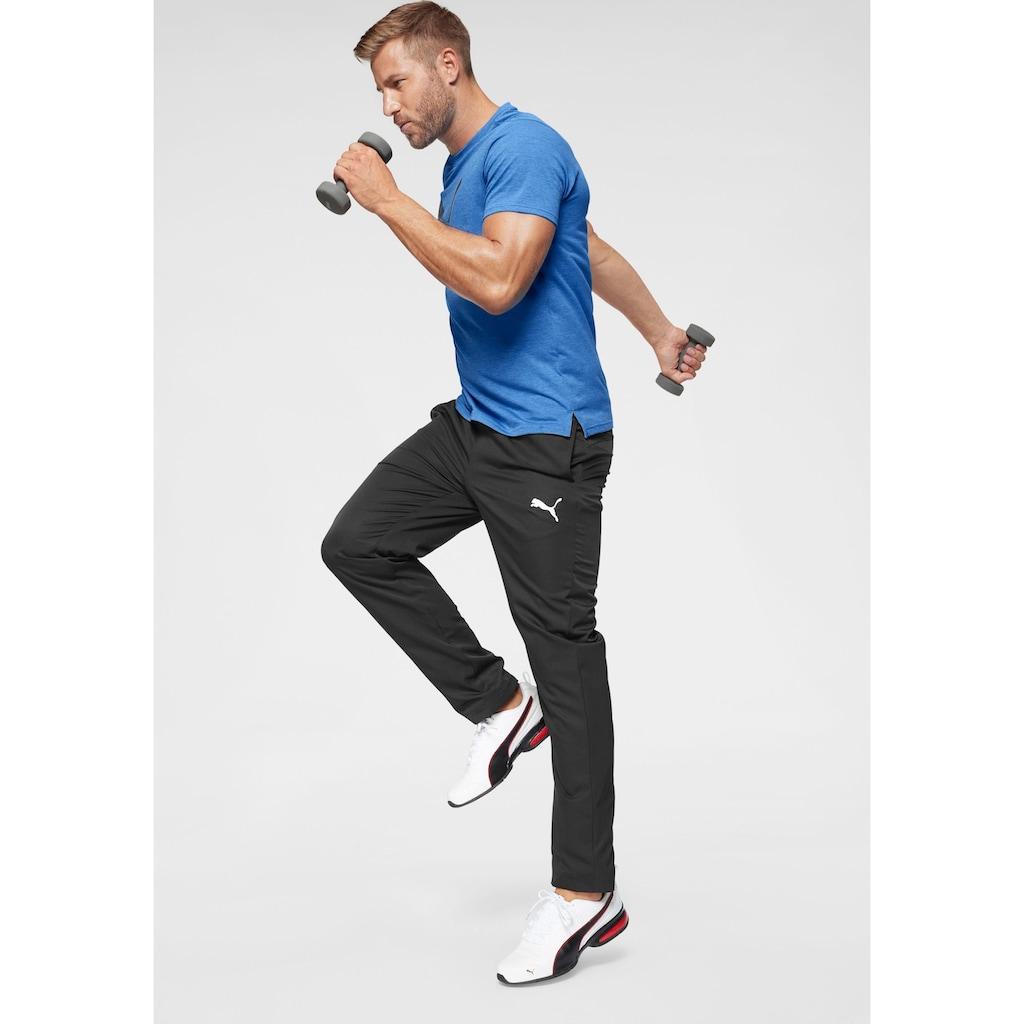 PUMA Sporthose »ESS ACTIVE WOVEN PANTS OP«