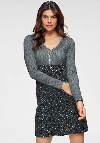 Boysen's Jerseykleid, in Wickeloptik kaufen