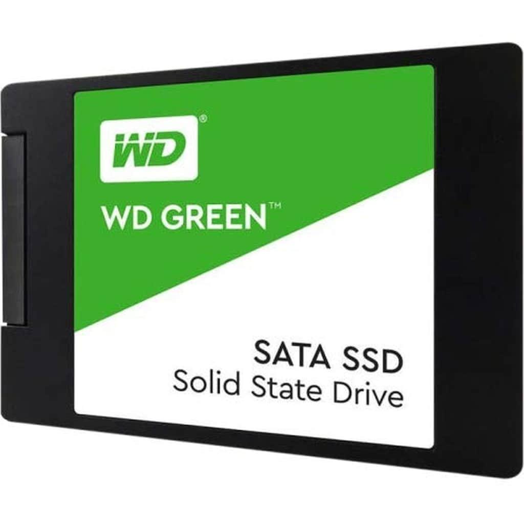 "Western Digital Green SSD 480GB 2.5""/7mm SATA"