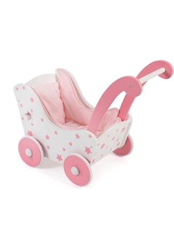"""CHIC2000 Puppenwagen """"Stars, pink"""" kaufen"""