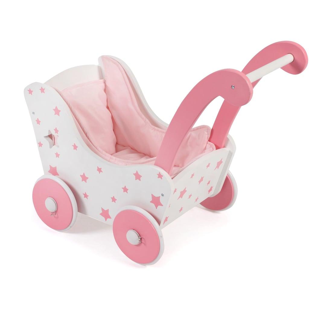 CHIC2000 Puppenwagen »Stars, pink«