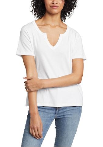 Eddie Bauer T-Shirt, Favorite T-Shirt mit Y-Ausschnitt kaufen