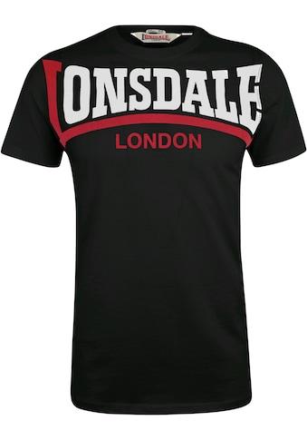 Lonsdale T-Shirt »CREATON« kaufen