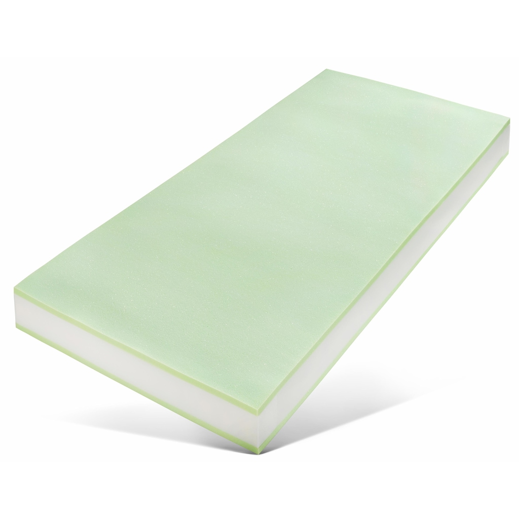Breckle Taschenfederkernmatratze »Komfort«, 420 Federn, (1 St.), 7-Zonen Taschenfederkernmatratze, sehr gutes Preisleistungsverhältnis - Qualität zum Spitzenpreis, Made in Germany
