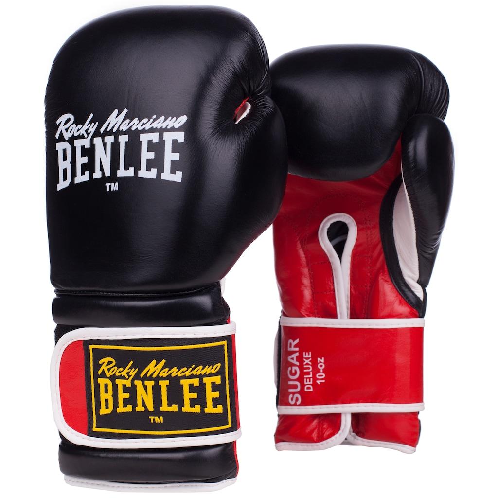 Benlee Rocky Marciano Boxhandschuhe »SUGAR DELUXE«, mit breitem Verschluss