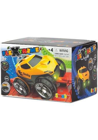 Smoby Rennbahn-Auto »Flextreme Rennauto, gelb« kaufen