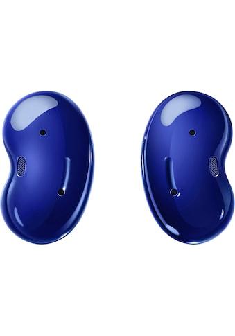 Samsung In-Ear-Kopfhörer »Galaxy Buds Live«, Bluetooth, Active Noise Cancelling (ANC)-Freisprechfunktion-Sprachsteuerung kaufen