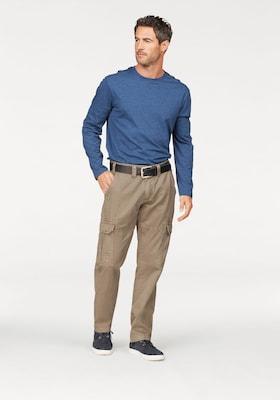 nachhaltige Hose und Pullover für Männer