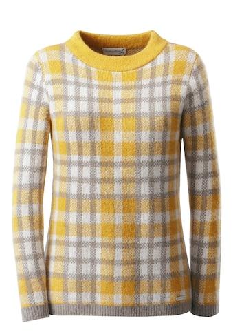 Casual Looks Jacquardpullover »Pullover« kaufen