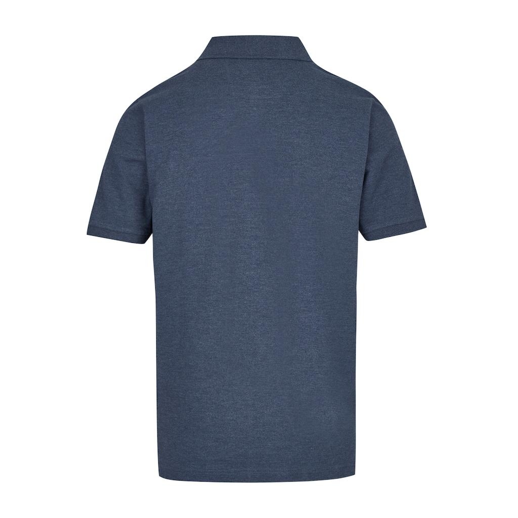 Daniel Hechter Poloshirt, in Piqué-Qualität