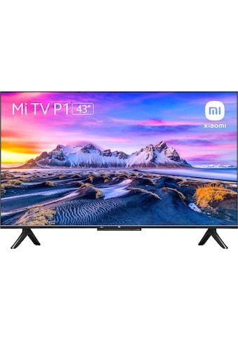 "Xiaomi LED-Fernseher »L43M6-6AEU«, 109 cm/43 "", 4K Ultra HD, Android TV-Smart-TV,... kaufen"