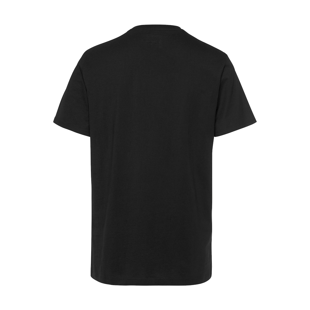 Wrangler T-Shirt »SS LOGO TEE«
