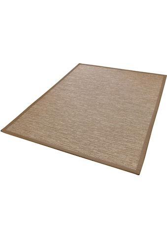 Dekowe Teppich »Naturino Effekt, Wunschmaß,«, rechteckig, 8 mm Höhe, Flachgewebe,... kaufen