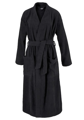Egeria Unisex-Bademantel »Topas«, (1 St.), in Kimonoform kaufen