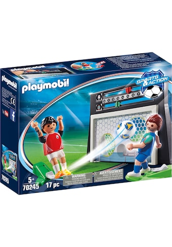 Playmobil® Konstruktions-Spielset »Torwandschießen (70245), Sports & Action«, ; Made in Germany kaufen