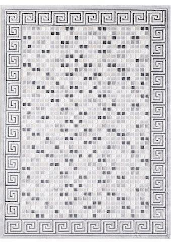 Sanat Teppich »Harmony 3207«, rechteckig, 12 mm Höhe, Vintage Orient-Optik, Wohnzimmer kaufen