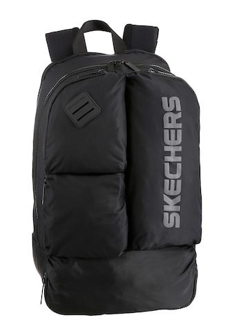Skechers Cityrucksack, mit praktischer Einteilung und viel Stauraum kaufen