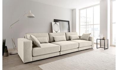 OTTO products Big-Sofa »Grenette«, Modulsofa, im Baumwoll-/Leinenmix oder... kaufen